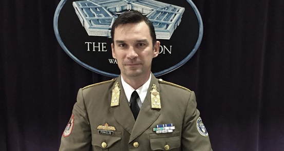 Hungarian Colonel Appointed As NATO Liaison Officer To Pentagon post's picture