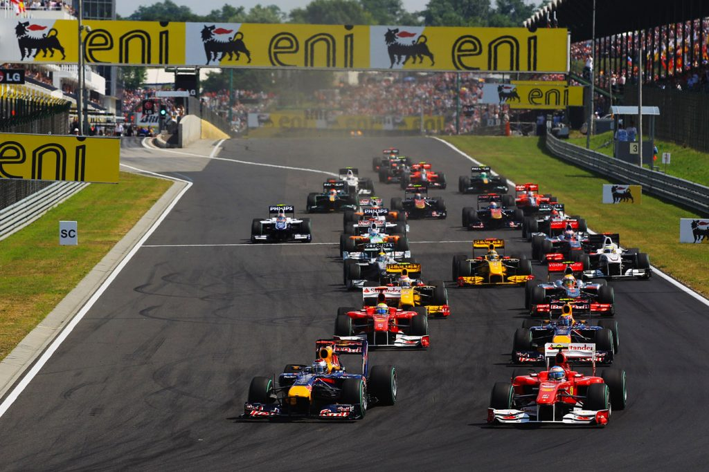Formula One Circus Comes To Hungary As Mogyoród Grand Prix Celebrates 30th Anniversary – Video! post's picture