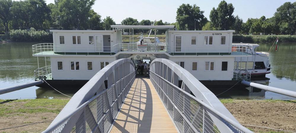 Hungary, Serbia Establish Border Crossing On Tisza River Near Szeged post's picture