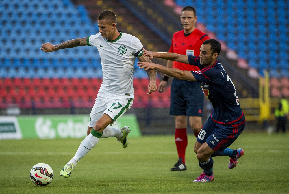 Super Cup Final: Videoton – Ferencváros 0-3 post's picture