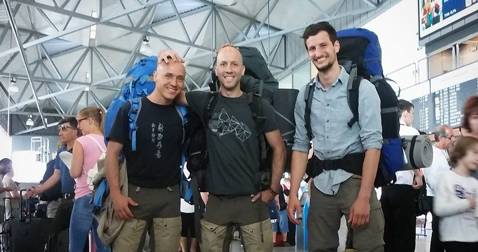 Hungarian Team Breaks Highline Altitude World Record – Breathtaking Photo! post's picture