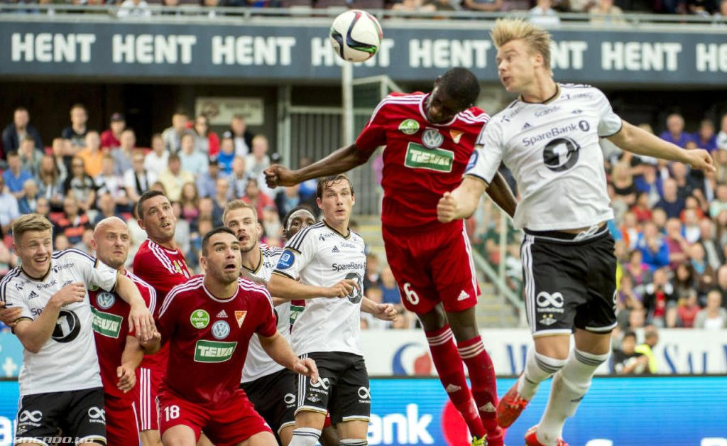 Europa League: Norway's Title Contender Rosenborg Prove Too Much For Debrecen – Video! post's picture