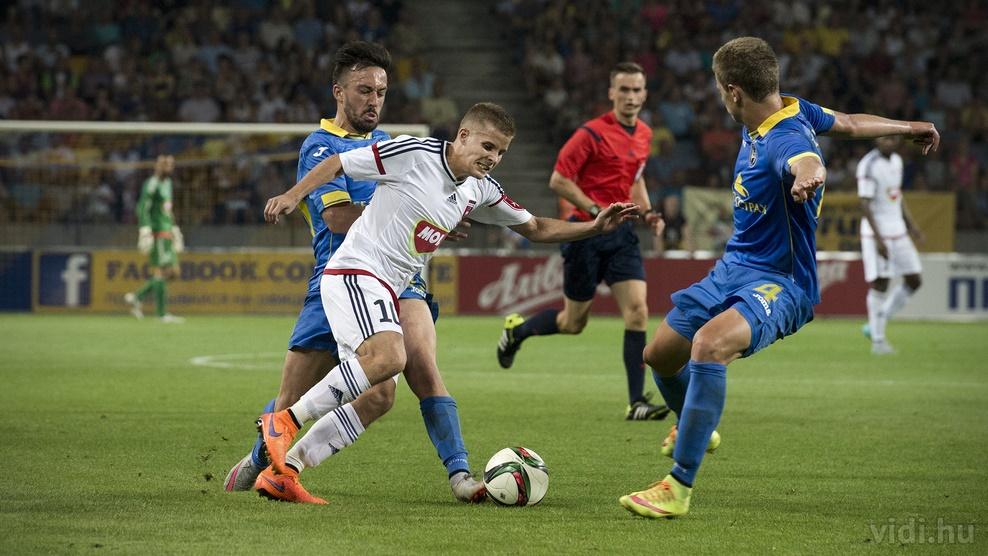 Champions League: BATE Borisov Dump Ten-Man Videoton Out Of Cup – Video! post's picture