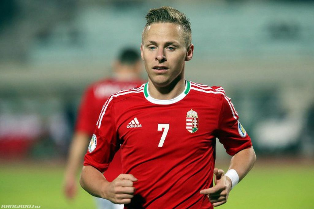 Football: Hungary Captain Dzsudzsák Drafted By Turkish Club Bursaspor post's picture