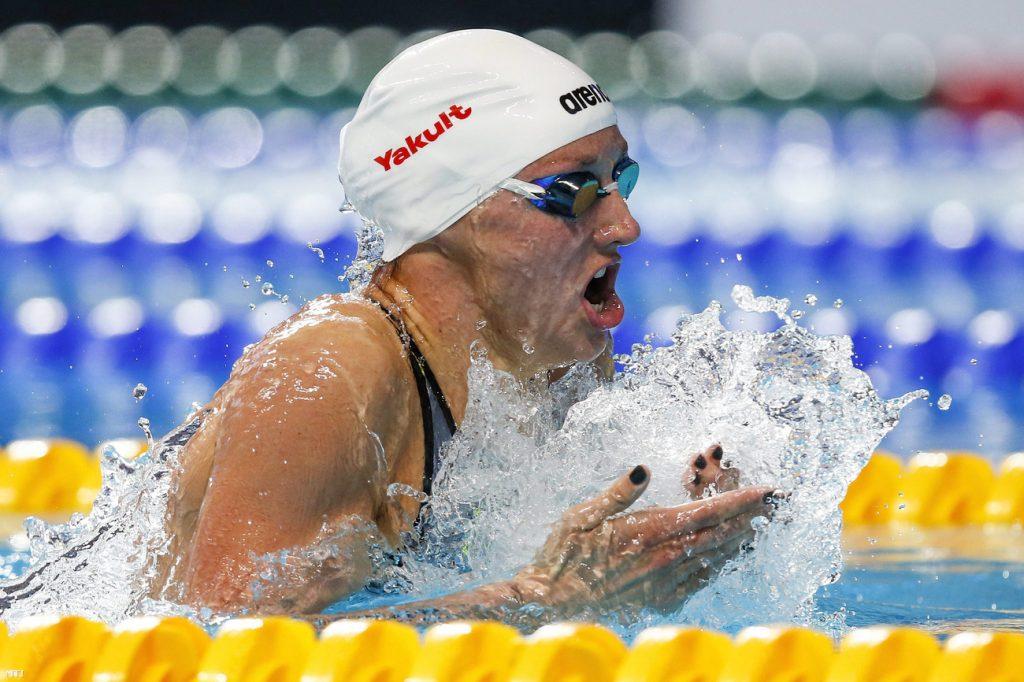 Kazan 2015: Hungarian Swimming Phenomenon Katinka Hosszú Breaks World Record To Win Fourth World Champion Title post's picture