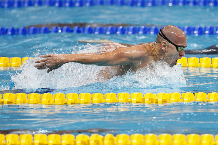 Kazan 2015: Hungary's László Cseh Triumphs Over Olympic Champion Le Clos In 200m Butterfly post's picture