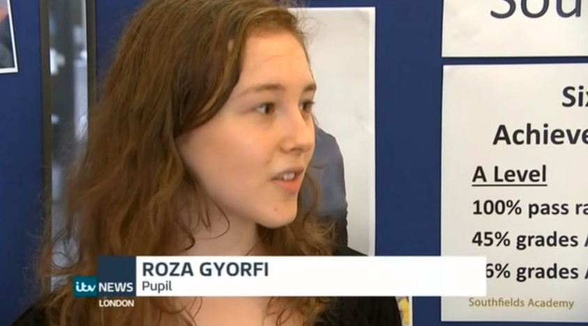 Hungarian Student Hailed As Model Example In British Media For London Schools' Improving Academic Performances post's picture