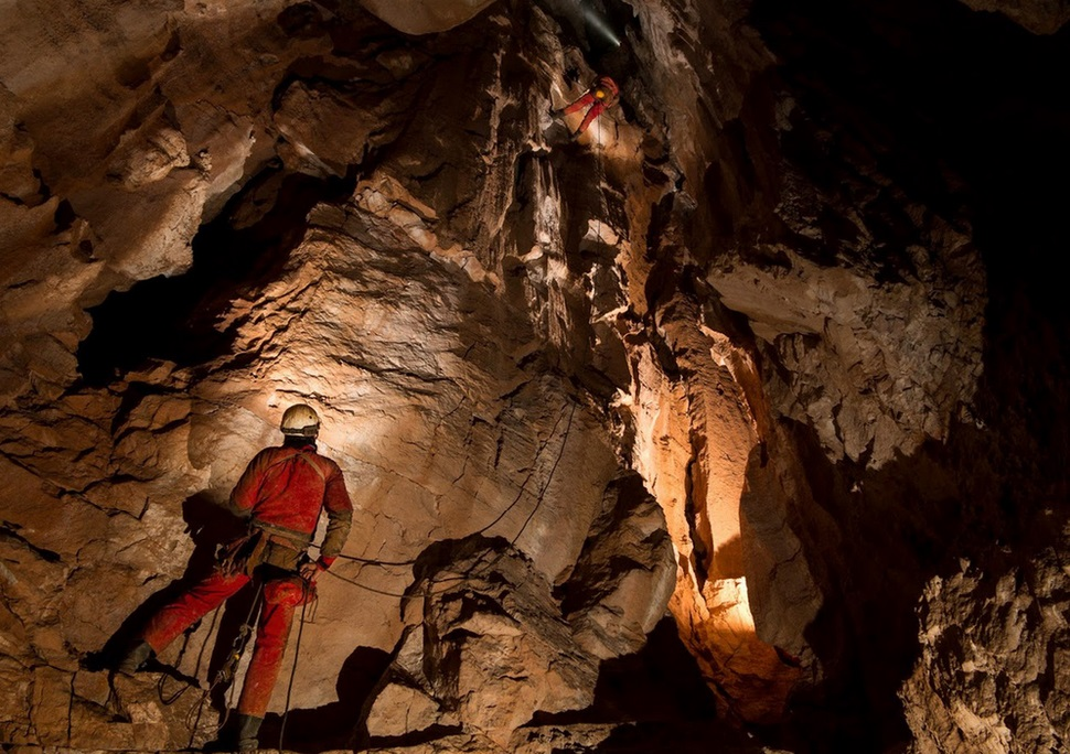 Hungarian Speleologists Break Record For Deepest Explored Curve During Expedition In Montenegro post's picture