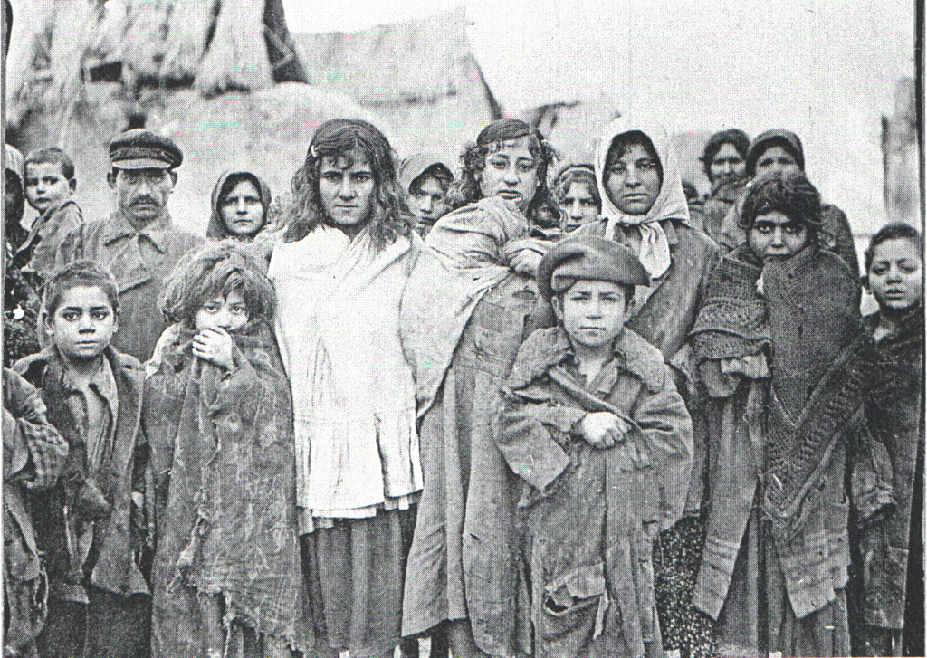 Hungary Commemorates 71st Anniversary Of Roma Holocaust post's picture