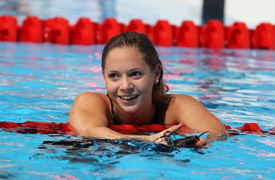 Kazan 2015: Surprise Bronze And National Record For Hungary's Boglárka Kapás On 1500m Freestyle post's picture