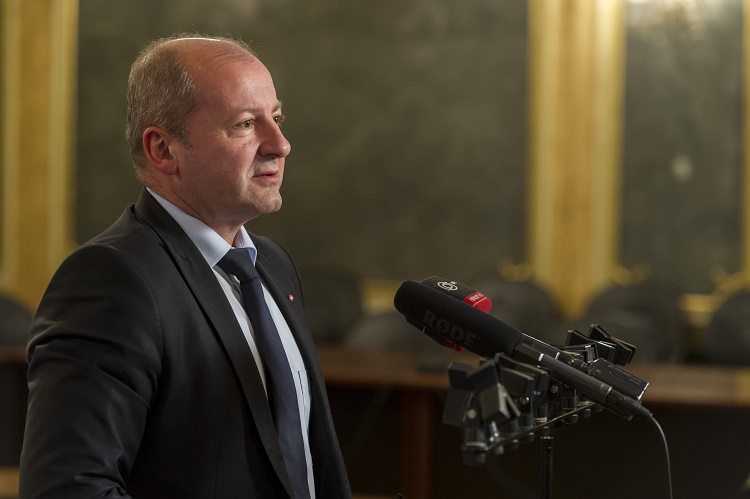 New Defense Minister: Hungary Can Protect Its Schengen Border post's picture