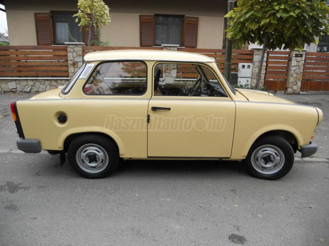 Just Like New: Stunningly Well-Preserved Example Of Legendary Communist Trabant Car Goes On Sale In Hungary post's picture