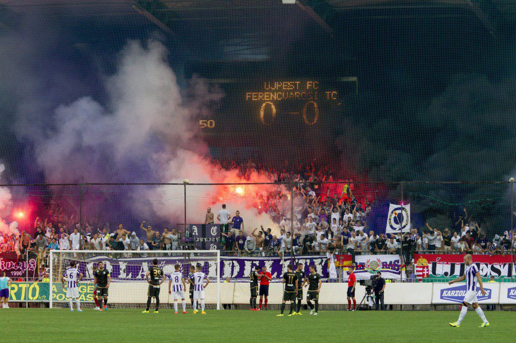 More Than Three Points At Stake As Újpest Hosts Ferencváros In Budapest Derby – Video! post's picture