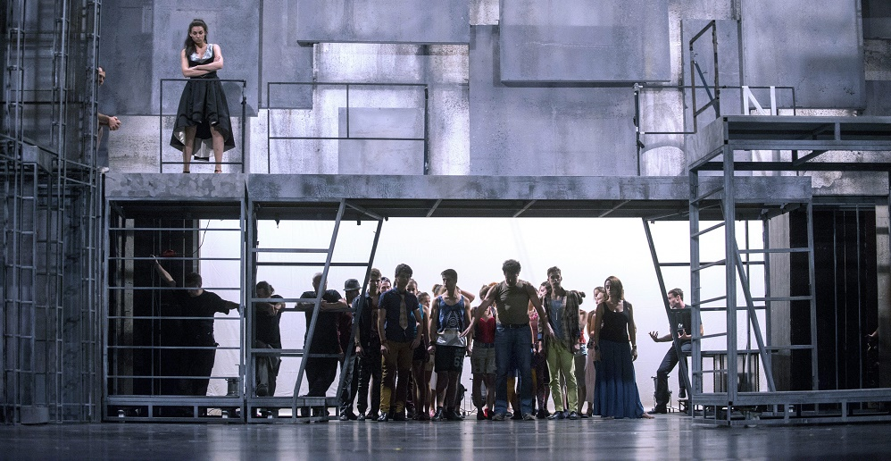 'West Side Story' Set For Symphonic Debut In Hungary As Budapest Opera Kicks Off Exciting New Season – Gallery! post's picture