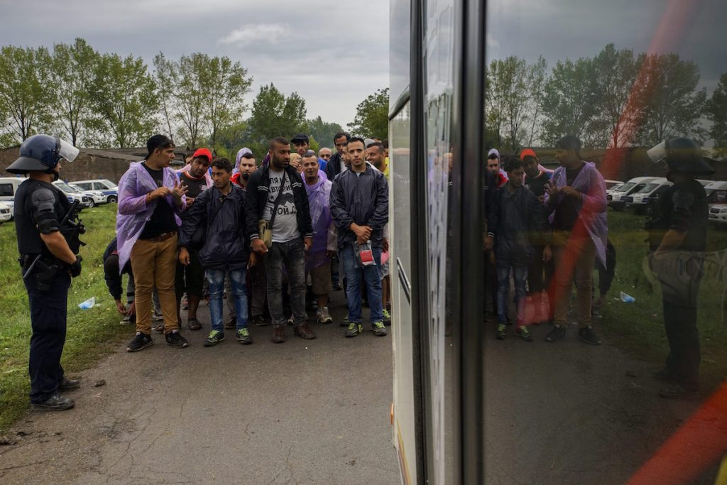 Immigration: Crisis Situation Shifts To Croatian Border As Over 18 000 Migrants Enter Hungary Illegally Over The Weekend post's picture