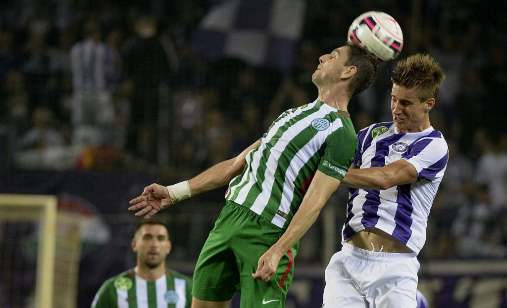 Football: Budapest Derby Win Gives Ferencváros 9 Points Lead At Top Of OTP Bank League post's picture