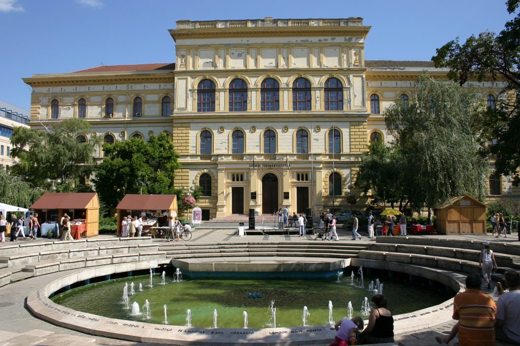 Four Hungarian Universities Among The World's Best, London-Based Institute's Latest Rankings Reveal post's picture