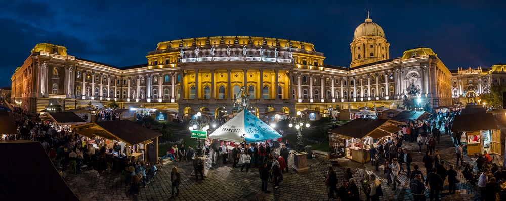 Buda Castle Hosts Hungarian Wine Festival This Weekend – Video! post's picture