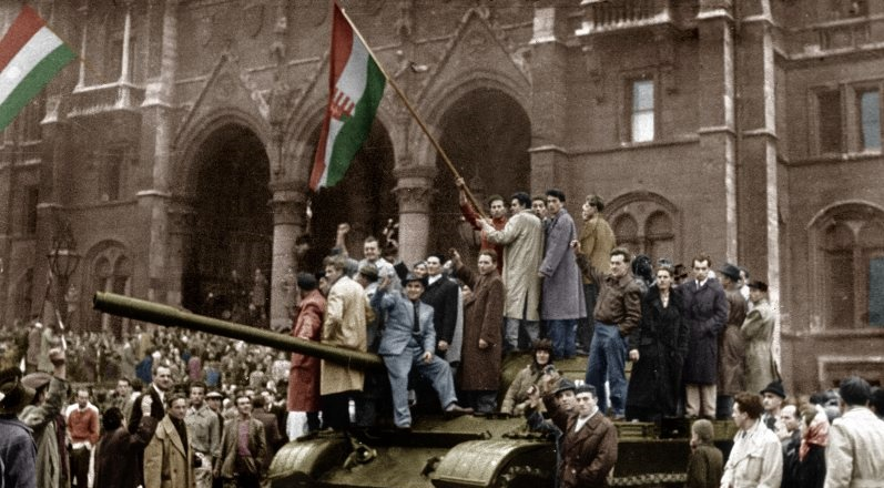 On This Day – In 1956 Hungary Stood Up Against Soviet Tyranny post's picture