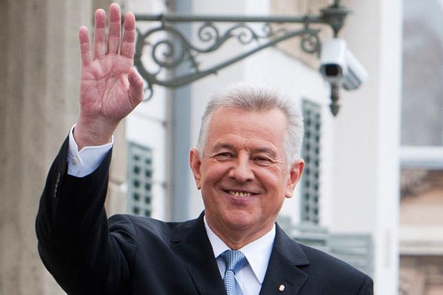 Former Hungarian President To Head Eu S Sports Diplomacy