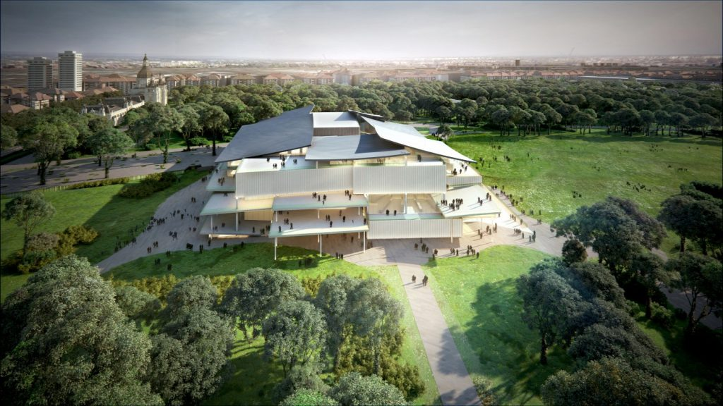 Liget Project: Plans For Budapest's New Museum Quarter Finalised post's picture