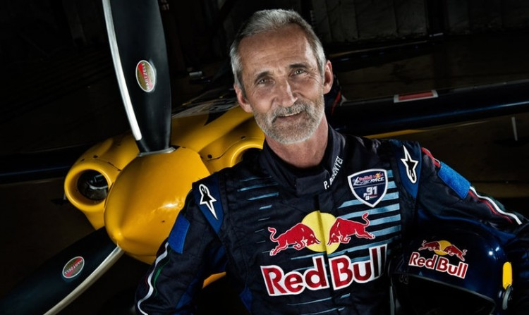 Hungary's Legendary Aerobatics Pilot Péter Besenyei Resigns From Red Bull Racing post's picture