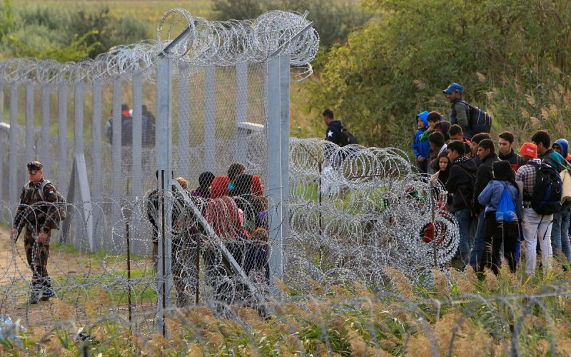 Migrant Crisis: Austria Considers Following Hungary's Suit In Building Border Fence post's picture