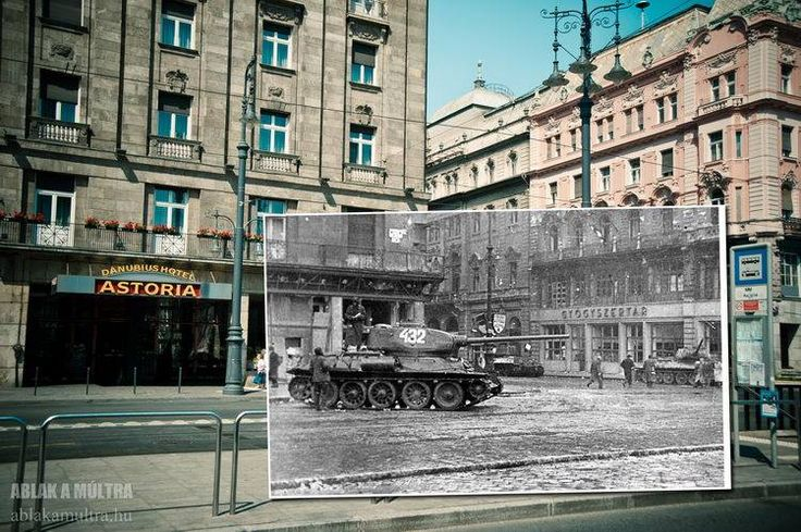 In Memoriam 1956 – Budapest Then And Now post's picture