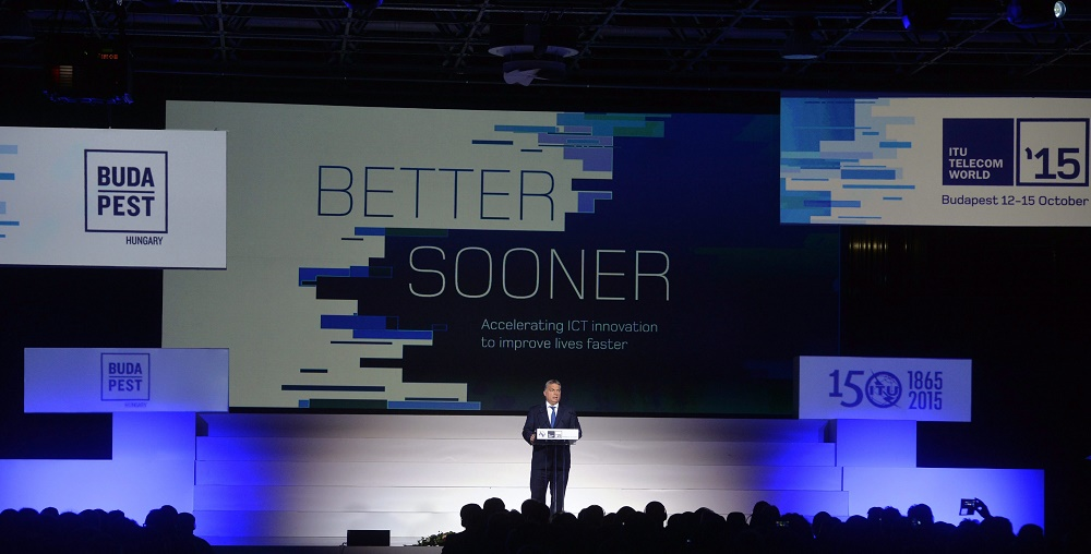 Hungary Considers Taxing Overseas ICT Giants, PM Hints In Speech At ITU Telecom World Conference post's picture