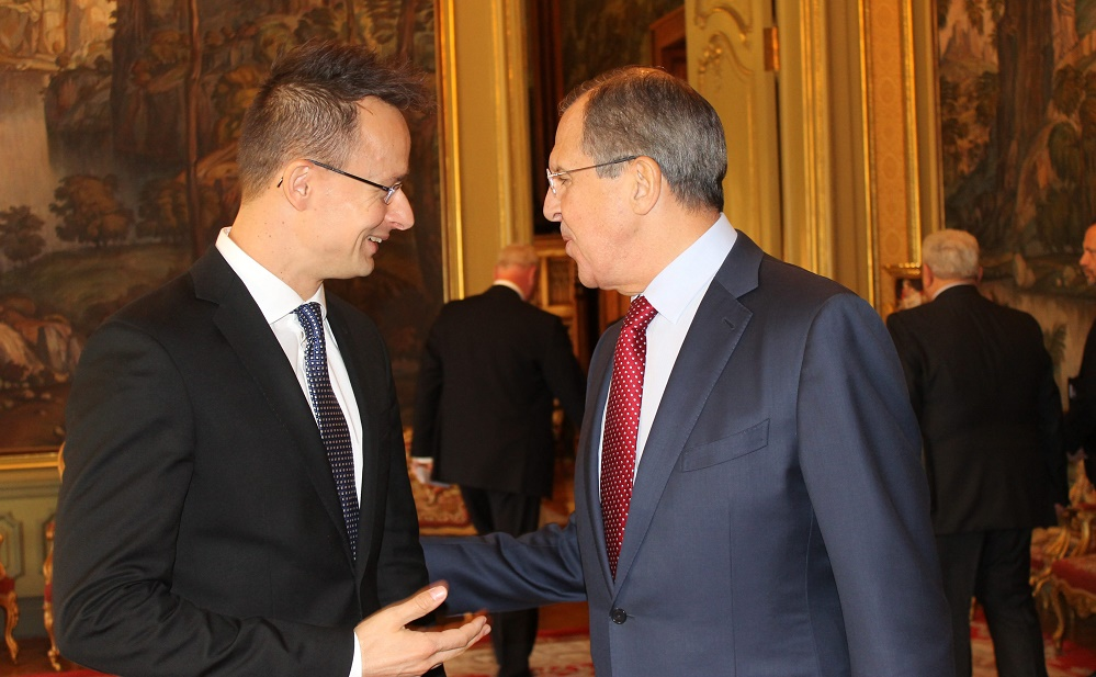 Hungarian Foreign Minister Holds Talks In Moscow As Prime Minister Attends EPP Congress In Madrid post's picture