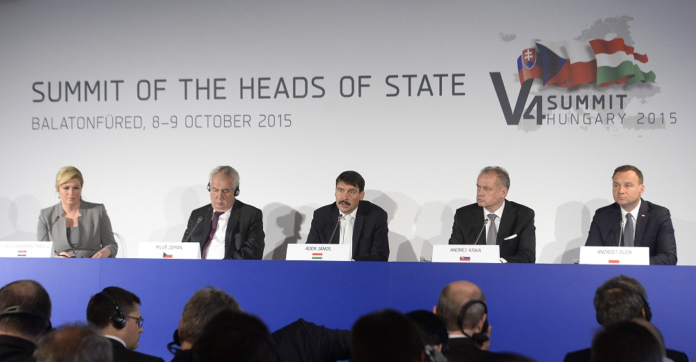 Visegrad Summit: CEE Leaders Urges EU To Take Actions On Migration Crisis post's picture