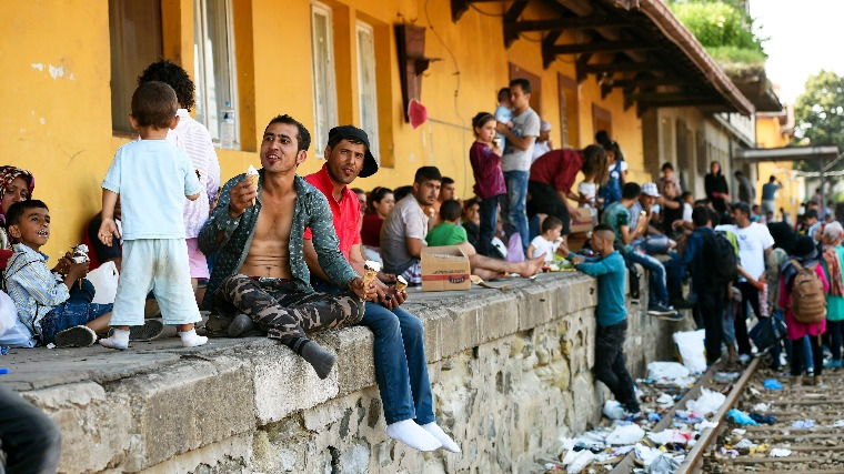 """""""Wave Of Illegal Migrants"""" Has Increased Terrorist Threat In Hungary, Government Politician Says post's picture"""
