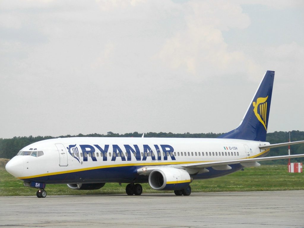Ryanair Cancels Flights From Budapest Due to Strike post's picture