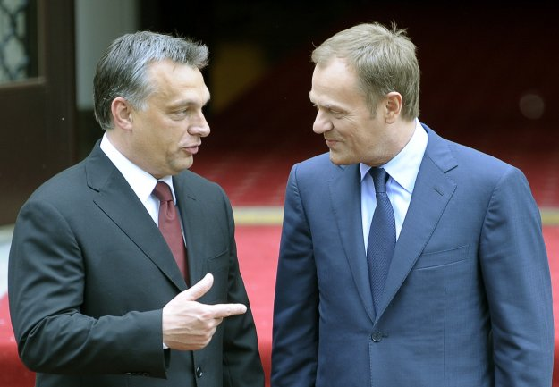 Tusk on Values: Christian Democracy Not Opposite Of Liberal Democracy post's picture