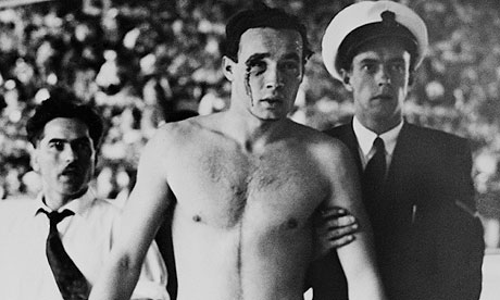 In Memoriam 1956 – Hungary's Legendary Water Polo Team Spill Blood To Defeat Soviet Union – Video! post's picture