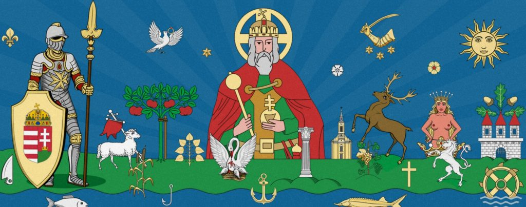 Hungarian Coat-Of-Arms: New Website Launched With Heraldic Database post's picture