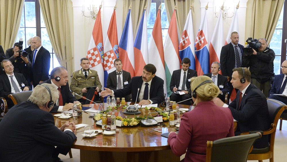 President Áder Invites Visegrad Heads Of States And Croatian Counterpart To Hold Talks In Hungary – Gallery! post's picture