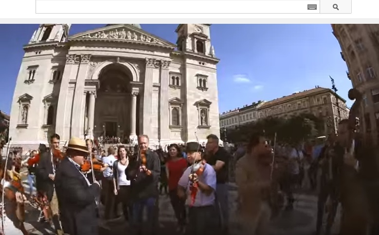 Budapest Folk Capital: Traditional Dances At St. Stephen's Basilica On Hungary's Latest Image Video post's picture