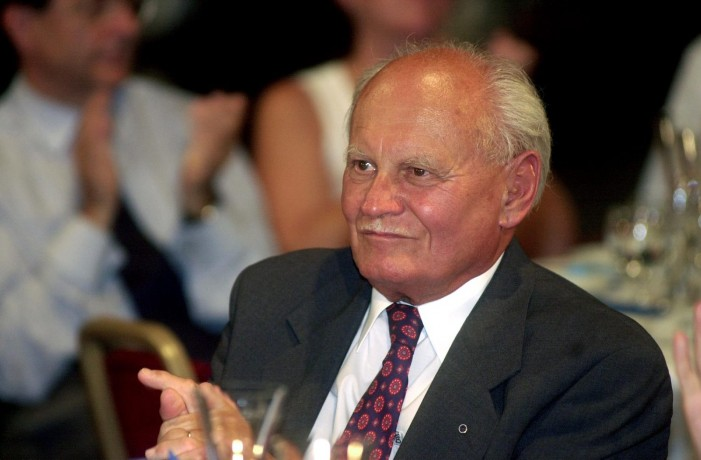 Árpád Göncz, Democratic Hungary's First Head Of State, Dies At The Age Of 94 post's picture