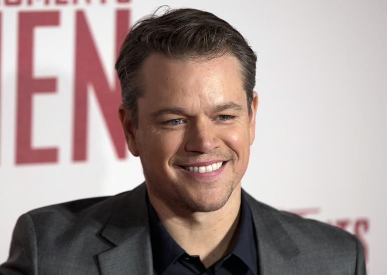 matt damon oscar