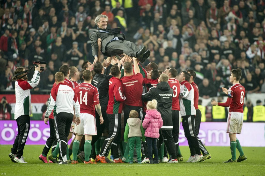 Hungary Erupts In Scenes Of Joy As National Football Team Qualifies For European Championship After 44 Years – Videos! post's picture