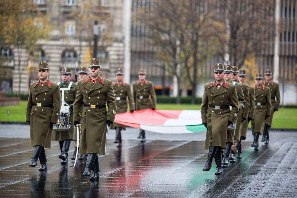 Paris Terror Attacks: Hungary Observes Day Of National Mourning In Remembrance Of Victims post's picture