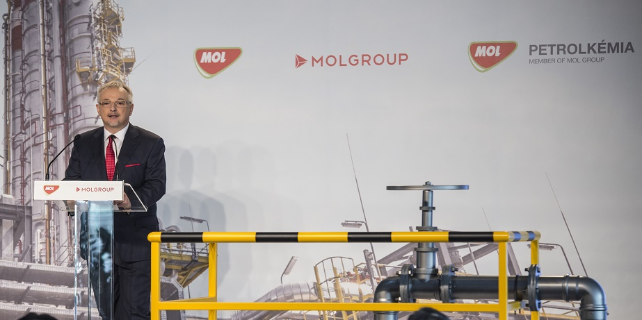 Hungary's MOL Inaugurates New Plant In Tiszaújváros As Japan's JSR Invests In Hungary-Based Rubber Factory post's picture