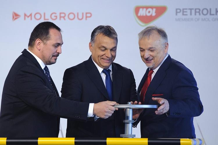 Mengyi Roland; Hernádi Zsolt; Orbán Viktor