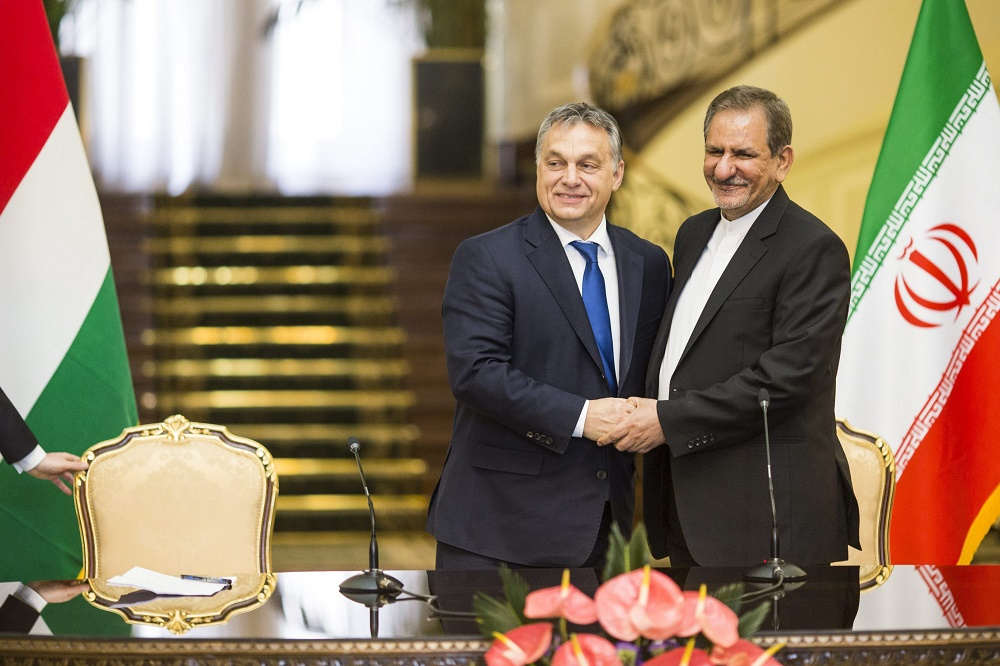 Hungary Keen On Deepen Cooperation With Iran As PM Orbán Pays Official Visit To Tehran post's picture