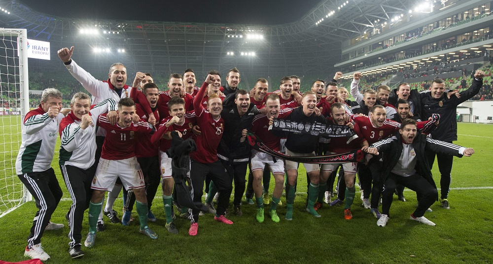 Euro 2016: Hungary Sink Norway To Book Place In European Championship – Video! post's picture