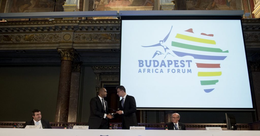Foreign Minister Hails Hungary's Southern Opening Strategy At 2nd Budapest Africa Forum post's picture