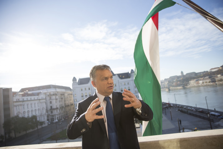 Hungarian Premier Talks Immigration, EU Issues And Russian Relations In Politico.eu Interview post's picture