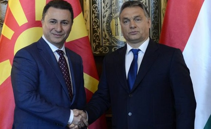 PM Orbán: Hungary Supports Macedonia's Accession To NATO And The EU post's picture