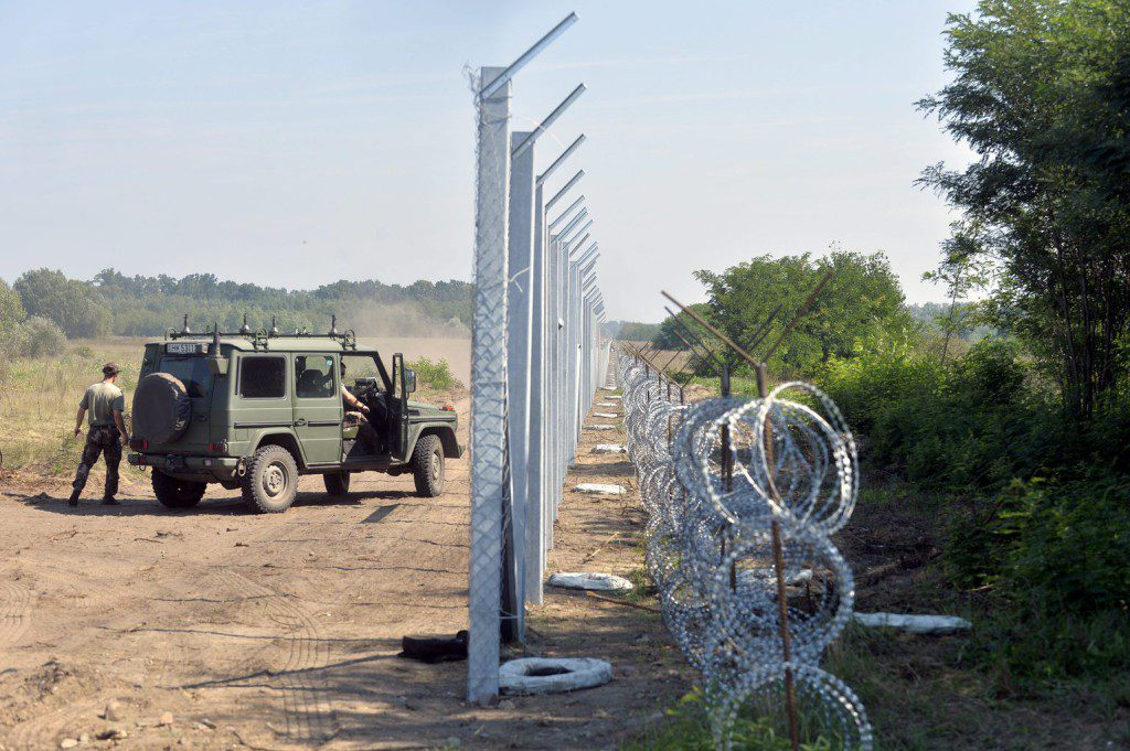 Hungary Is Now Protected From Migration, PM Orbán Says As He Gives Support For Slovenia's New Border Fence post's picture